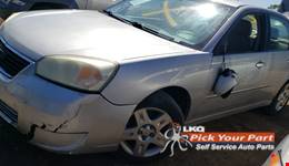 2007 CHEVROLET MALIBU available for parts