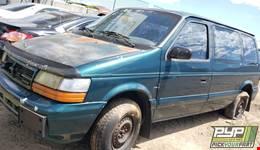 1995 DODGE CARAVAN available for parts