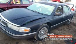 1996 CHRYSLER NEW YORKER available for parts