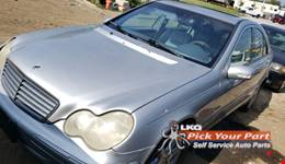 2003 MERCEDES-BENZ C320 available for parts