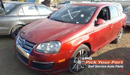 2006 VOLKSWAGEN JETTA available for parts