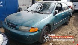 1997 MAZDA PROTEGE available for parts