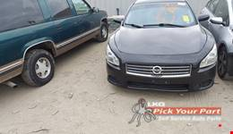 2011 NISSAN MAXIMA available for parts