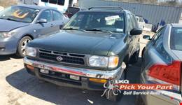 1999 NISSAN PATHFINDER available for parts