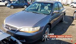 2000 HONDA ACCORD available for parts