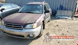 2001 SUBARU OUTBACK available for parts