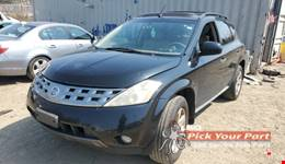 2005 NISSAN MURANO available for parts