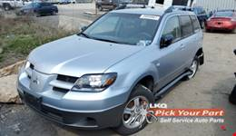 2004 MITSUBISHI OUTLANDER available for parts