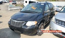 2006 CHRYSLER TOWN & COUNTRY partes disponibles