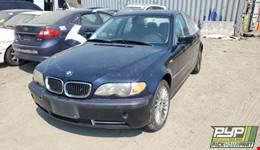 2003 BMW 330XI partes disponibles