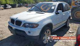 2006 BMW X5 available for parts