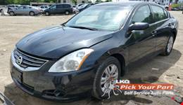 2010 NISSAN ALTIMA available for parts