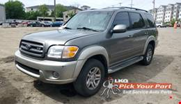 2004 TOYOTA SEQUOIA available for parts