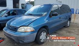 2001 FORD WINDSTAR available for parts