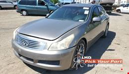 2007 INFINITI G35 available for parts