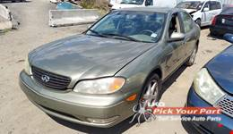 2002 INFINITI I35 available for parts