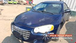 2005 CHRYSLER SEBRING available for parts
