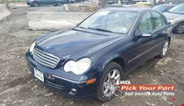 2007 MERCEDES-BENZ C280 available for parts