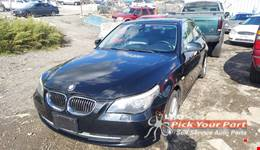 2010 BMW 528I XDRIVE available for parts