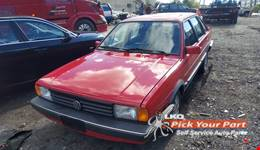 1988 VOLKSWAGEN QUANTUM available for parts