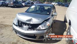 2011 NISSAN VERSA available for parts