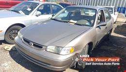 2000 TOYOTA COROLLA available for parts