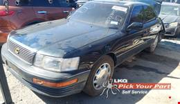 1991 LEXUS LS400 available for parts