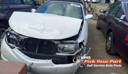 2002 TOYOTA SOLARA available for parts