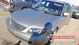 2003 MAZDA PROTEGE available for parts