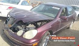 2003 LEXUS GS430 available for parts