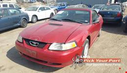 2000 FORD MUSTANG available for parts