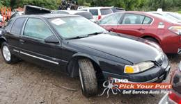 1997 MERCURY COUGAR available for parts