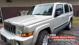 2007 JEEP COMMANDER available for parts