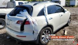 2008 INFINITI FX35 available for parts