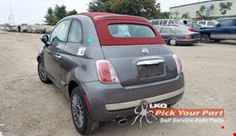 2012 FIAT 500 available for parts