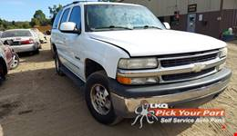 2002 CHEVROLET TAHOE available for parts