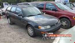 1993 TOYOTA COROLLA available for parts