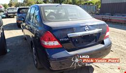 2010 NISSAN VERSA available for parts
