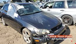 2002 LEXUS IS300 available for parts