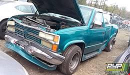 1993 CHEVROLET C1500