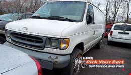 2000 FORD E-250 ECONOLINE available for parts