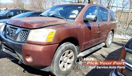 2004 NISSAN PATHFINDER ARMADA available for parts