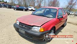 1997 TOYOTA TERCEL available for parts