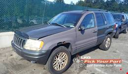 2002 JEEP GRAND CHEROKEE available for parts