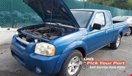 2001 NISSAN FRONTIER available for parts