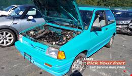 1992 FORD FESTIVA available for parts