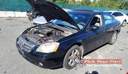 2003 NISSAN ALTIMA available for parts