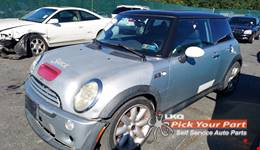 2004 MINI COOPER available for parts
