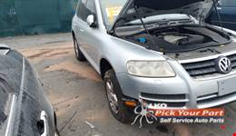 2004 VOLKSWAGEN TOUAREG available for parts