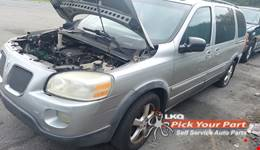 2005 PONTIAC MONTANA available for parts